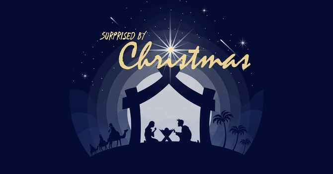 Surprised By Christmas image