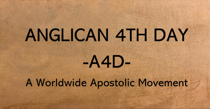 Anglican 4th Day