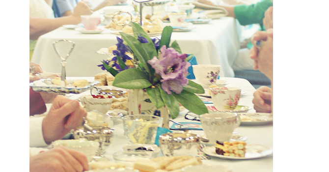 Mad Hatter's Tea Party! image