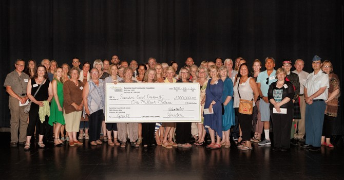 Foundation Celebrates awarding more than $1 Million in Grants image
