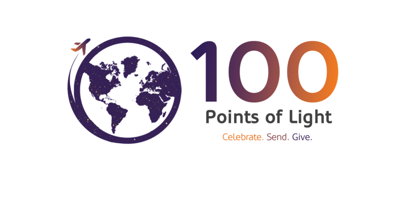 100 Points of Light - Pastor Dave Wood