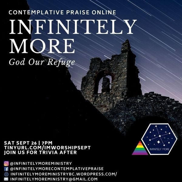 Infinitely More Ministry Worship Event