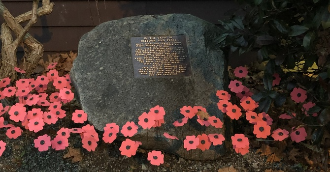 Remembrance Day Art at IOCO site image