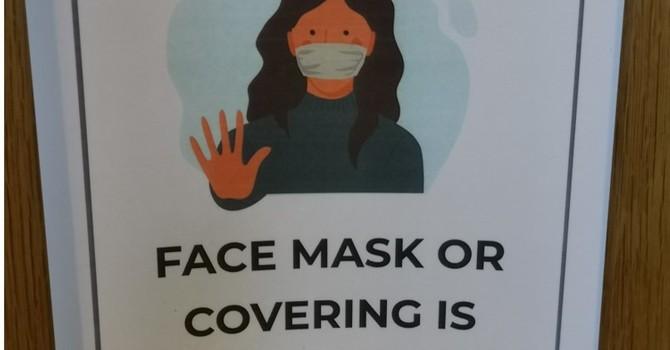 Face Masks Mandatory!