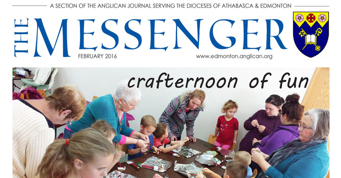 The Messenger February, 2016 image
