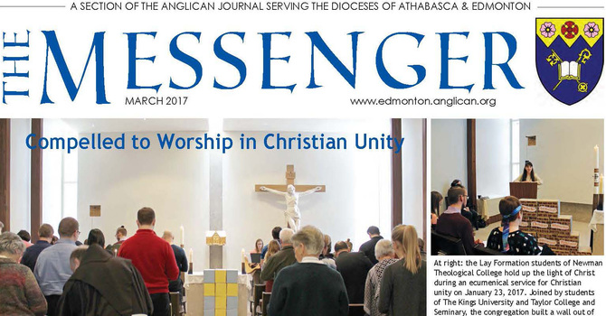 The Messenger March, 2017 image