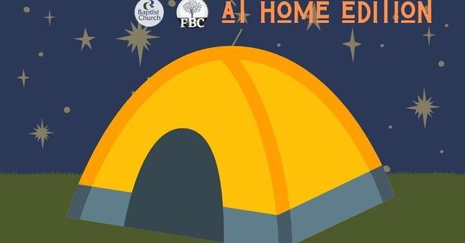 Backyard Kids Camp: At Home Edition image