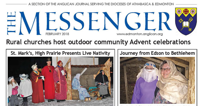 The Messenger February, 2018 image