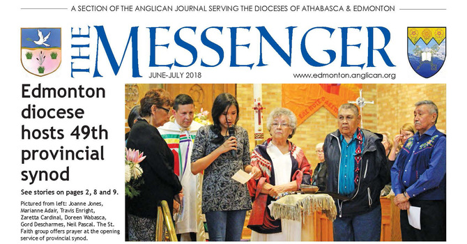 The Messenger June-July, 2018