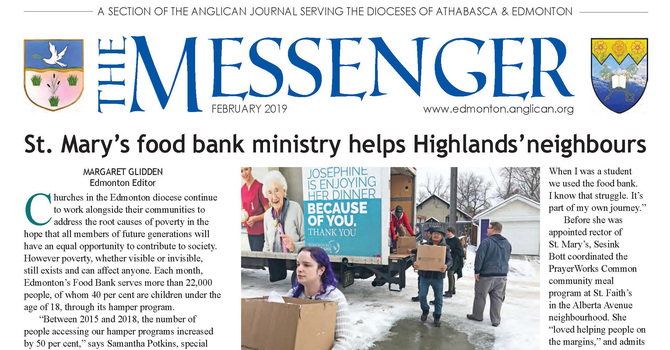 The Messenger February, 2019 image