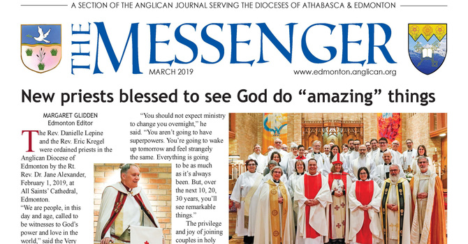 The Messenger March, 2019 image