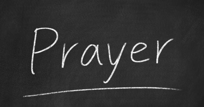 ONLINE - Women's Prayer