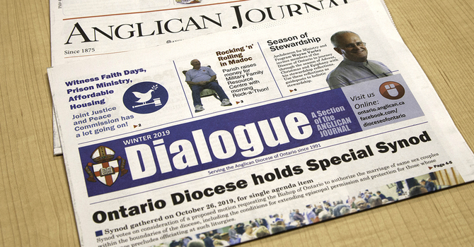Dialogue Newspaper