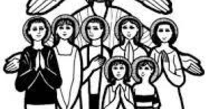 All Saints 2020 image
