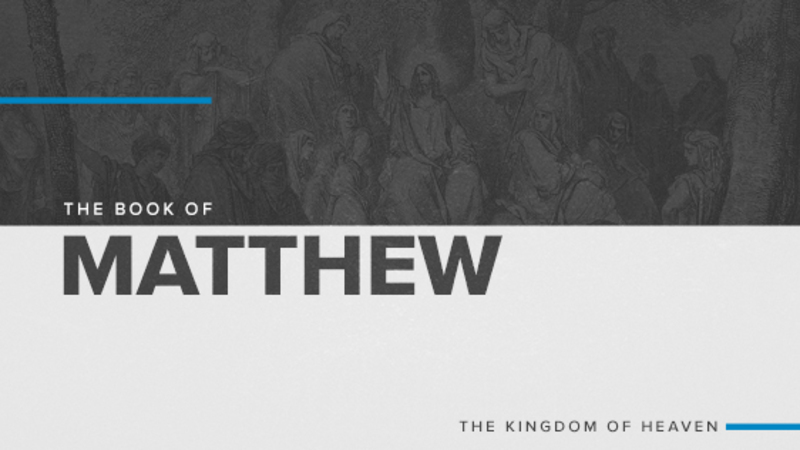 Matthew-Our Words