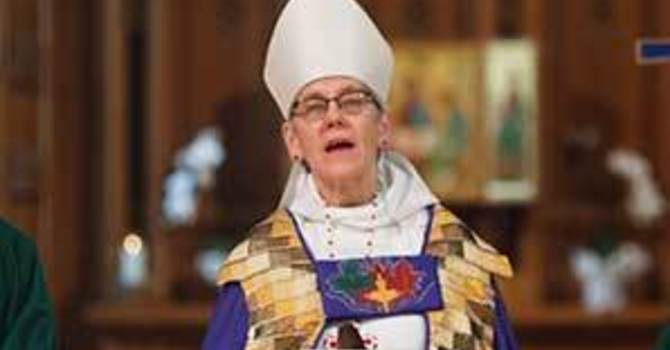 New Primate of the Anglican Church of Canada image
