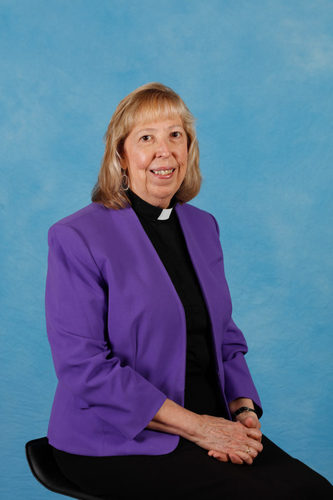 The Rev. Marilyn Hanson