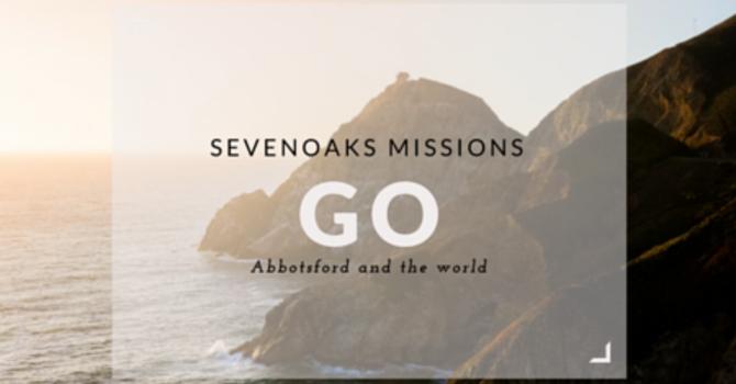 Missions - Pastor Kent
