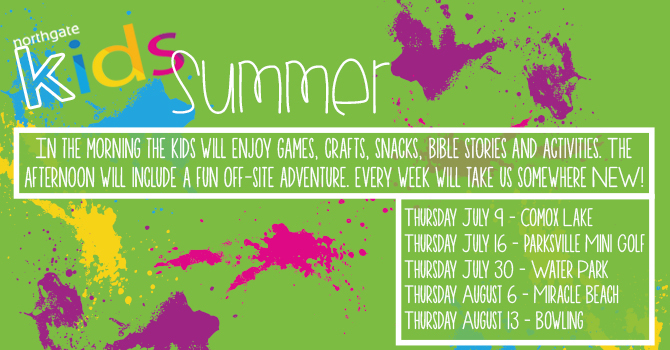 Kids Summer Day Camps