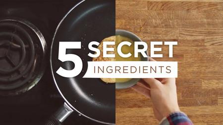 5 Secret Ingredients