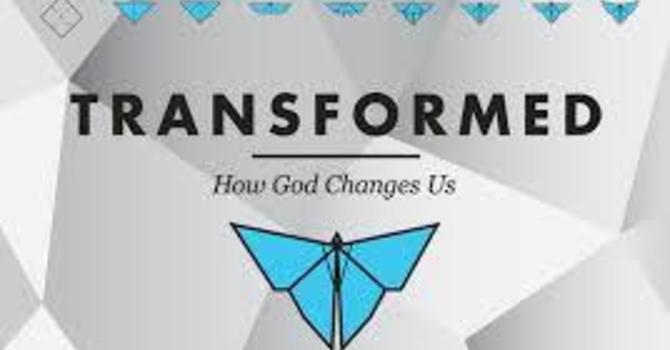 Preparing for Transformation - Part 3