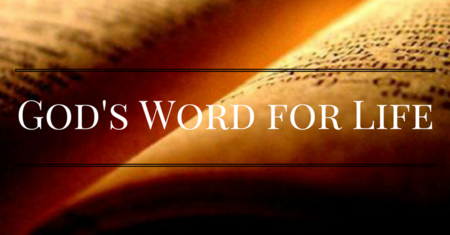 God's Word for Life