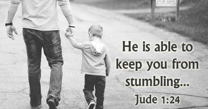 He is able to keep you