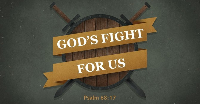God's Fight for Us image