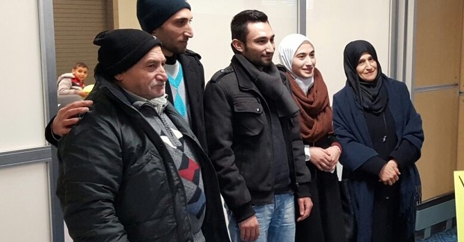 The Almasri Family has arrived image