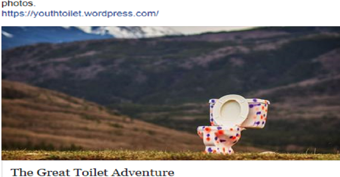 The Great Toilet Adventure image