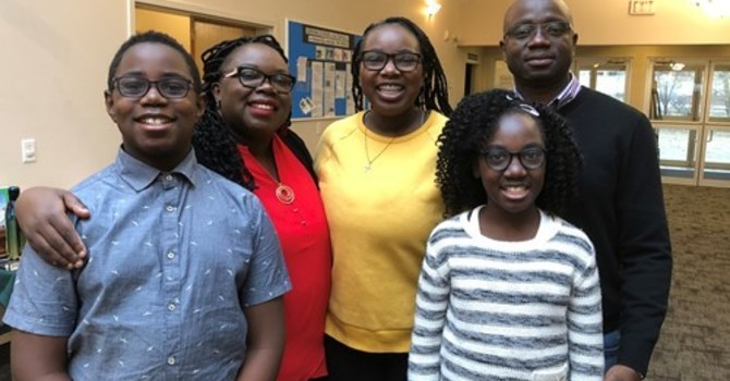 Theo & Gloria Fumana & Family