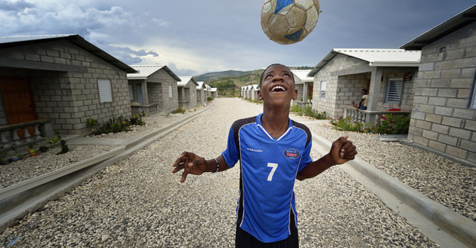 Help CLWR bring the gift of play to children around the world. image