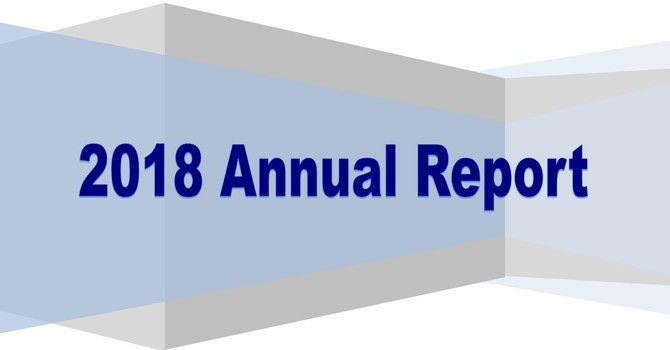 The 2018 Annual Report image