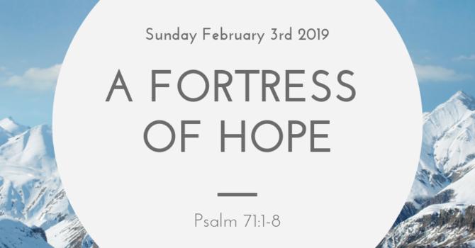 Sunday Bulletin - February 3rd 2019 image