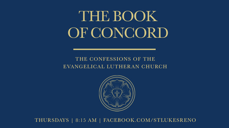 Book of Concord | Augsburg Confession