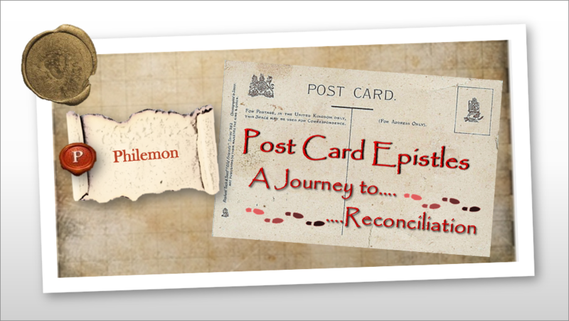 Post Card Epistles - A Journey To Reconciliation