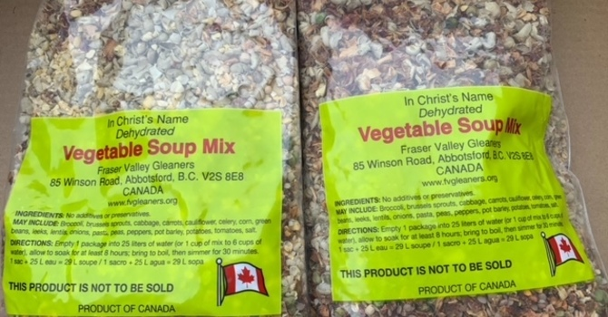 Soup Mix to Philippines image