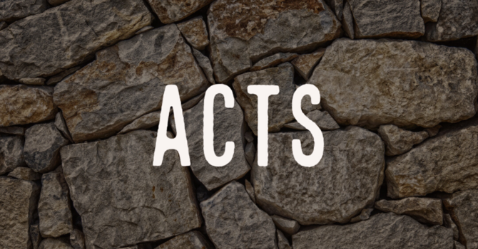 Acts Continues
