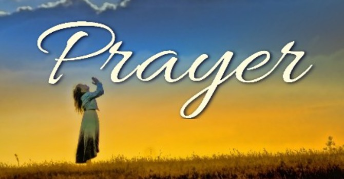 When to Pray