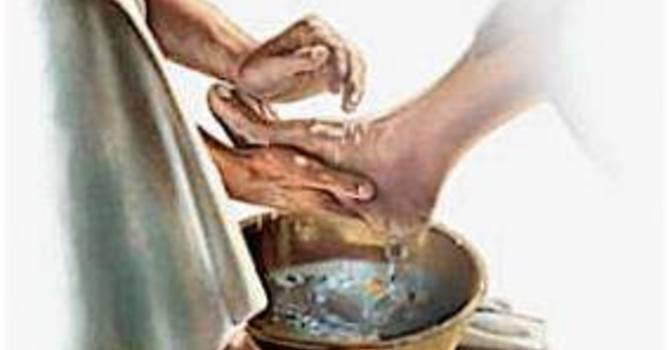 A Service for Maundy Thursday, April 9 at 7pm image