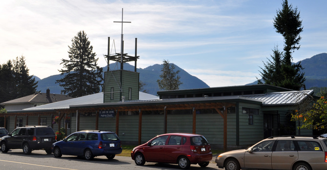 St. John the Divine, Squamish