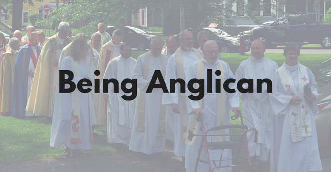 Being Anglican