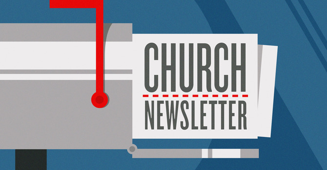 Church Newsletter image