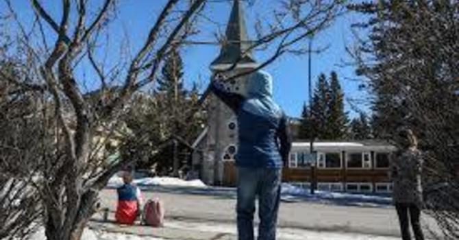 St. George's Bells Make National News! image