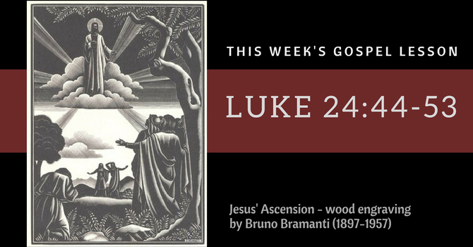 7th Sunday in Easter - Ascension Sunday image