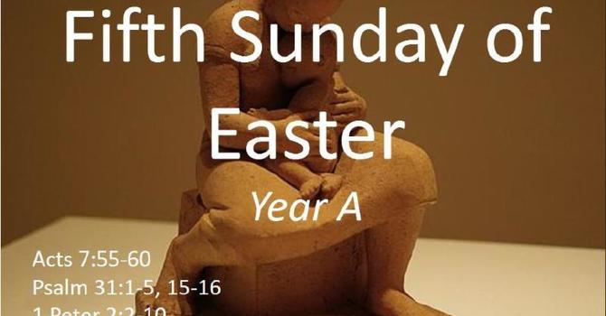 5th Sunday in Easter image
