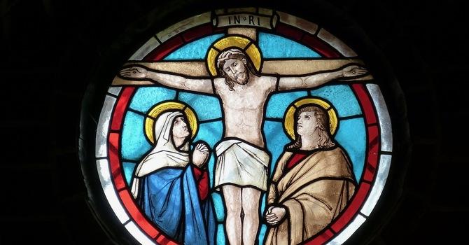 Jesus dies to save us