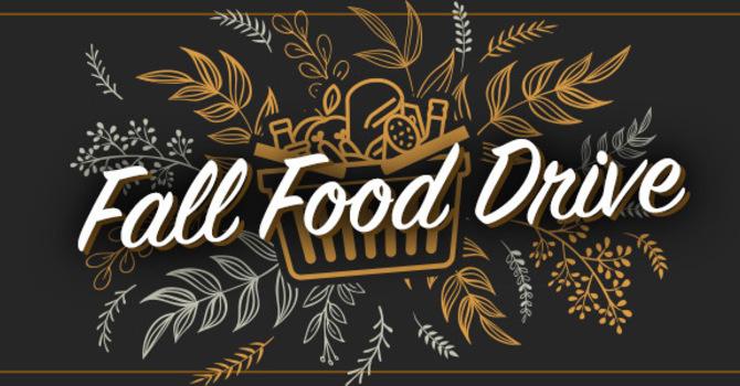 Jesus Center Harvest Food Drive image