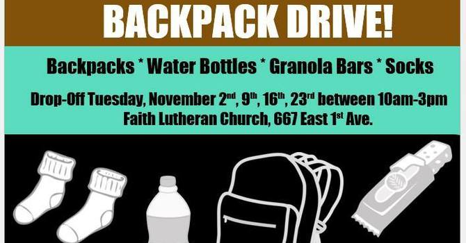 Mike's Backpack Drive image