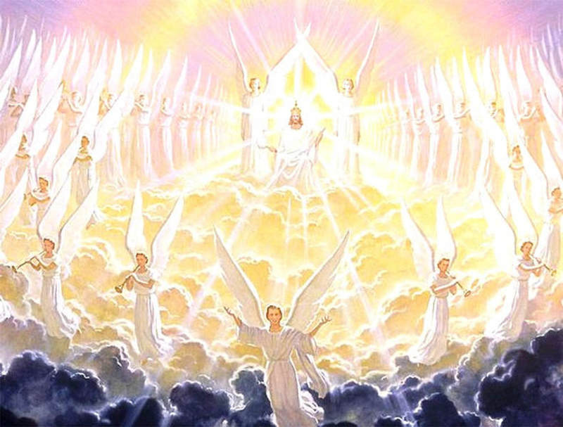 """""""Jesus is on the Throne"""""""